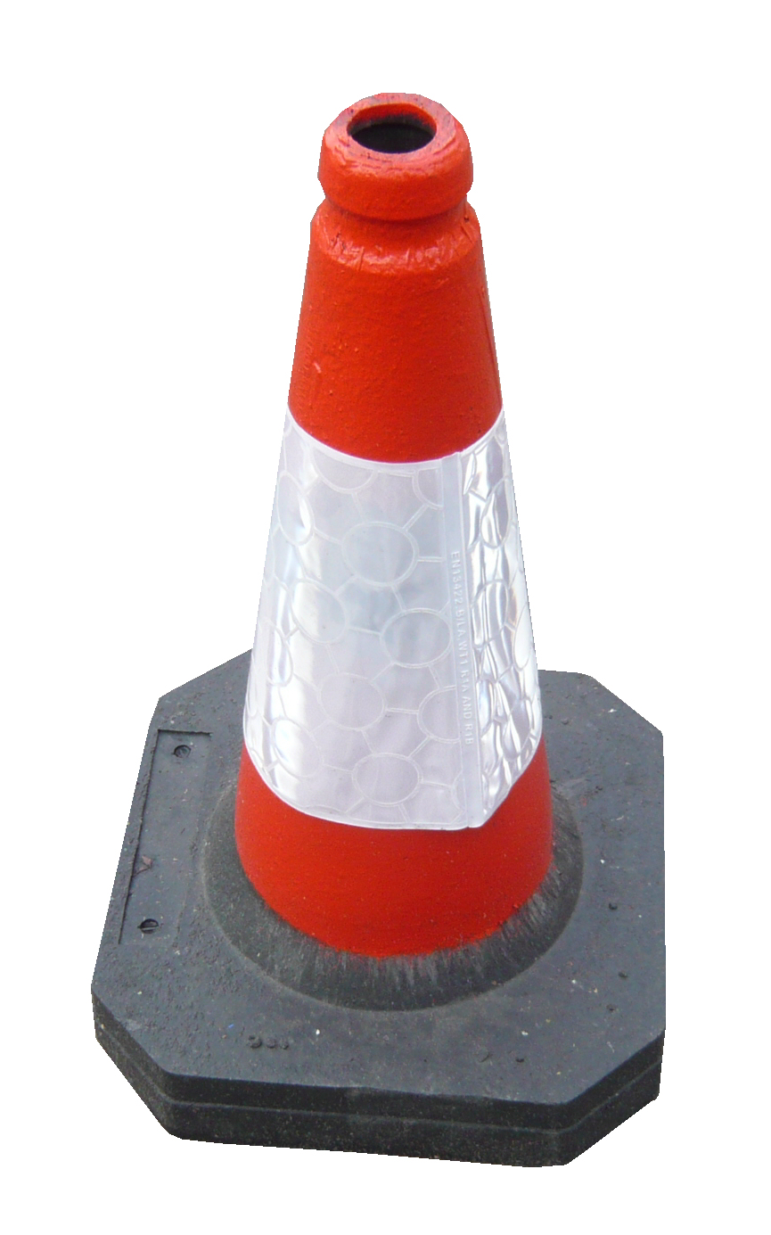 Cones, Barriers & Speed Control