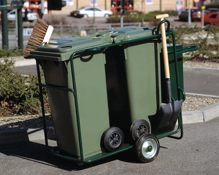 Litter Collection & Grit Spreaders