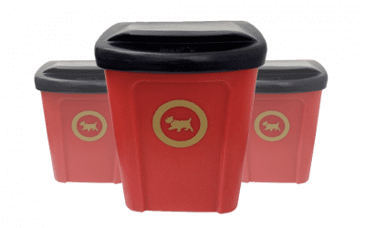 Cesear Dog Waste Bins – North Tyneside Council