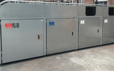 AdvanceR1100 Wheelie Bin Housing