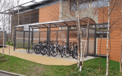 Stratford Cycle Shelter