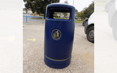 Hefton Litter Bins – 2016
