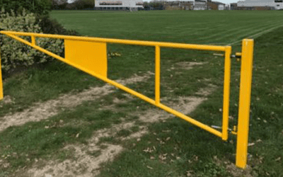 Barriers, Gates & Bollards