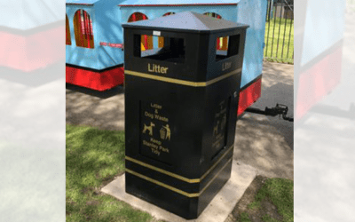 Eclipse 240M Wheelie Bin Housing