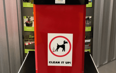 New Dog Waste Bins to Launch – Soon!